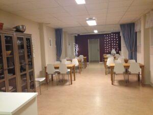Det stora rummet med plats för 50-60 personer